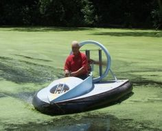 The online source for personal hovercrafts. http://personalhovercraft.net/
