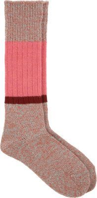 Antipast Colorblock Mélange Socks on shopstyle.com
