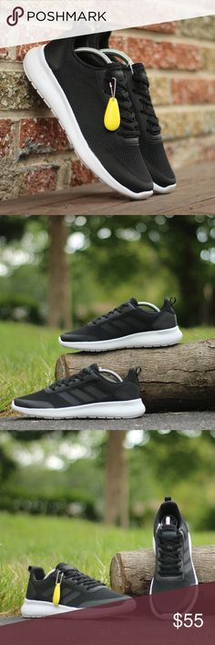 858c751fba8 Adidas Men s Size 9 Element Race Running Shoes Brand New