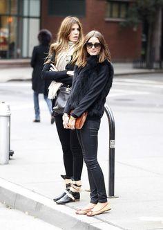 ivi Looks Lindos, Olivia Palermo Style, Martini, Paris December, Pumps,  Elegant 72de0f3541d5