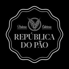 LOGO República do Pão