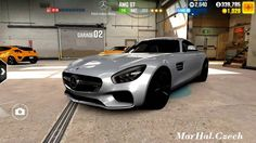 MERCEDES-BENZ AMG GT - CSR RACING 2 - ANDROID , iOS GAMEPLAY HD VIDEO SO...