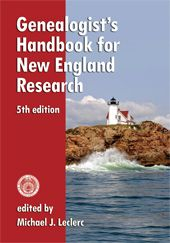 Looking for relatives in the New England area? Read more about this book in the blog! #NewEngland #genealogy