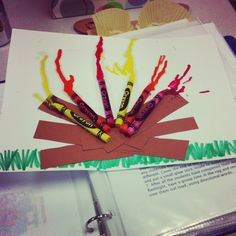 Camping Theme Lesson Plan Activity I Made For One Of My Early Childhood Courses Melted