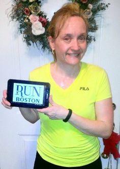 My Run for Boston