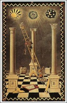 Freemason ladder