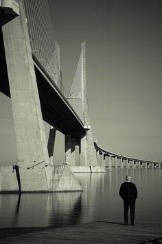 Ponte Vasco da Gama, Portugal