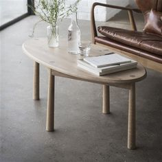 Wycombe Coffee Table, Natural | ACHICA
