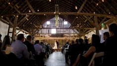 The Enchanted Barn - Hillsdale WI - Rustic Wedding Guide
