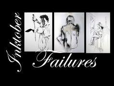 Inktober drawing failure