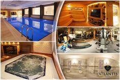 Atlantis Royal Spa Atlantis, Istanbul, Bathtub, Outdoor Decor, Home Decor, Standing Bath, Bathtubs, Decoration Home, Room Decor