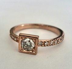 Rose Gold & Diamonds Oro rosado & Diamantes