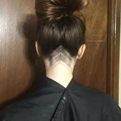 Fresh & Funky #Undercut Thx @trinrose541