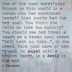 Truth... J Raymond