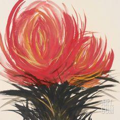 Clover II Art Print at Art.com