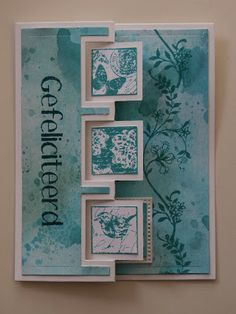 STAMPS etc. this is another sizzix die