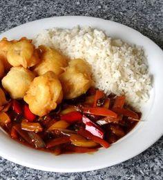 Frittierter chinesischer Fisch