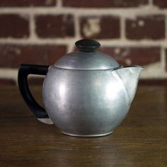 Mirro Industrial Modern Teapot, $52, now featured on Fab.