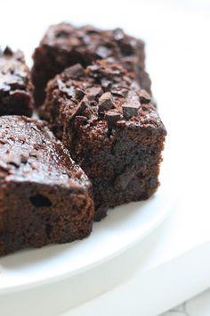 Nigella's chocolate gingerbread (recipe here: http://www.foodnetwork.ca/recipes/recipe.html?dishid=8142)