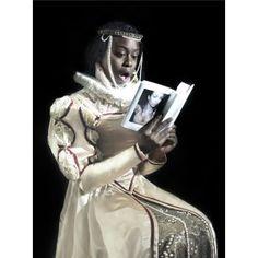 La Reine Margot -  photographie, tirage sur papier baryté