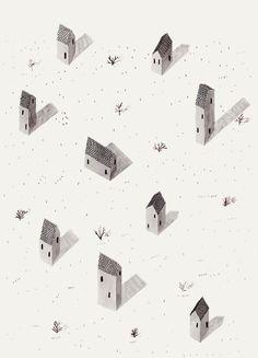A. Frois - Tiny houses (I)