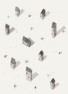 A. Frois - Tiny houses (I)