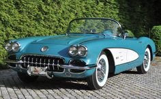 1960 Chevy Corvette Roadster