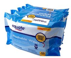 Equate Flushable Wipes of 48 Ea. Compare to Cottonelle Fresh Flushable Wipe Feminine Wipes, Breastfeeding Help, Wipes Case, Wet Wipe, Personal Hygiene, W 6, Beauty Care, Beauty Skin, The Fresh