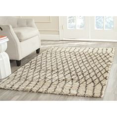 Ivory and gray Shop AllModern for Area Rugs for the best selection in modern design.  Free shipping on all orders over $49.