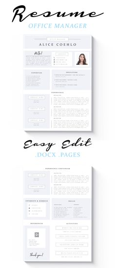 #classicresume #classiccv #universalcv #universalresume #resume#microsoftword#editable#cv#resumes#resumetemplate#template#unique#professional#creative#work#word#job#top#modern#curriculum#design#print#printmaking#printable#hiring#hired#standout#cv#365days#365daychallenge#challenge#designdaily#instadesign#designer#designchallenge#daily #professionalresume #iworkpagescv #pagesresume #minimalisticresume #officemanager Teacher Resume Template, Modern Resume Template, Creative Resume Templates, Cv Template, Resume Skills, Resume Tips, Marketing Resume, Curriculum Design, Microsoft Word 2007