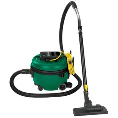 Bissell BigGreen Commercial Vacuums and Steamers Lightweight Canister Vacuum Cleaner