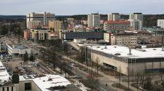 Finnish suburb