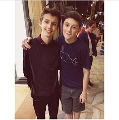 Troye and Trevor :)