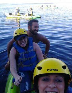La Jolla kayak tour in California, great views&awesome information throughout the tour