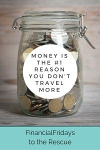 #FinancialFriday - How to Save Money for Travel