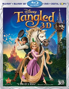 @Overstock - CLICK HERE for More Disney Princess's  http://www.overstock.com/Books-Movies-Music-Games/Tangled-3-D-4-Disc-Combo-Blu-ray-3D-Blu-ray-DVD-Digital-Copy/5633808/product.html?CID=214117 $33.85