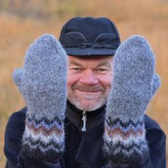 Mitten Gloves, Mittens, Catsuit, Knit Crochet, Diy And Crafts, Wool, Knitting Projects, Felting, Crocheting