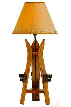 Reclaimed Furniture, Ski Pub Stools, Row Boat Bar, Sleigh Coffee Table, Toboggan Shelf
