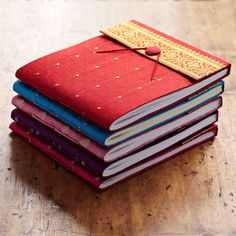 Fair Trade Sari Photo Albums - home accessories