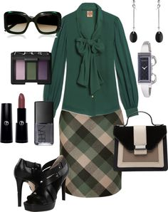 """""""Professional Business Attire"""" by agelessstylist on Polyvore"""