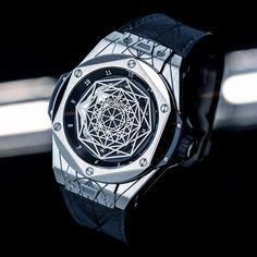 Hublot Big Bang Sang Bleu Watch