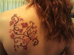 25+ best ideas about Fall leaves tattoo on Pinterest | Maple leaf ...