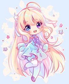 Commission - alia by hyanna-natsu kawaii art, kawaii chibi, anime kawaii, Dibujos Anime Chibi, Cute Anime Chibi, Kawaii Chibi, Kawaii Anime Girl, Anime Art Girl, Chibi Girl Drawings, Cute Kawaii Drawings, Chibi Drawing, Arte Do Kawaii