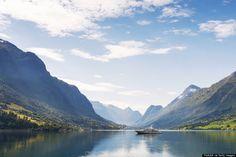 Nordfjord, Noruega