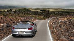 2016 Porsche Boxster Spyder: First Drive - Autoweb Boxster Spyder, Porsche Boxster, First Drive, Luxury Cars, Lineup, Uae, January, Fancy Cars