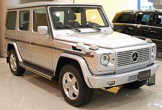Mercedes Benz Class G