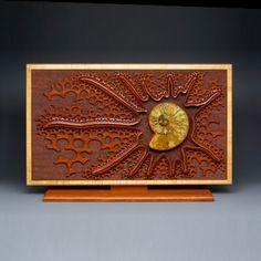 Sculptural Artwork & Wood Carved Sculptures by Mark Doolittle Studio