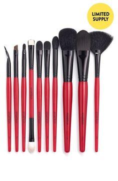 Smashbox 'Studio Pro' Brush Set ($225 Value) #MakeUp #MakeUpBrush #Smashbox
