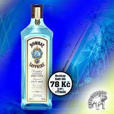 Unikátní způsob výroby, výborná kvalita použitých ingrediencí a jejich vzájemná vyváženost zaručují Bombay Sapphire jeho nezaměnitelný charakter. Whiskey Bottle, Vodka Bottle, Bombay Sapphire, London Dry Gin, Jack Daniels Whiskey, Whisky, Drinks, Alcohol, Drinking