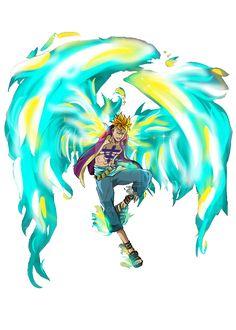 Marco The Phoenix by alexiscabo1.deviantart.com on @DeviantArt